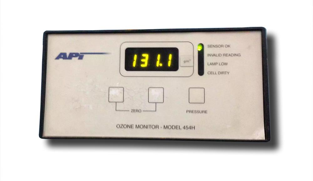 Ozone Process Monitor